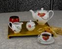 Bộ trà Camellia 0,8L Kết Duyên