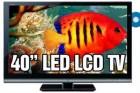 "Tivi LED Sharp 40"" 40LB700 ( tích hợp Blu-ray )"